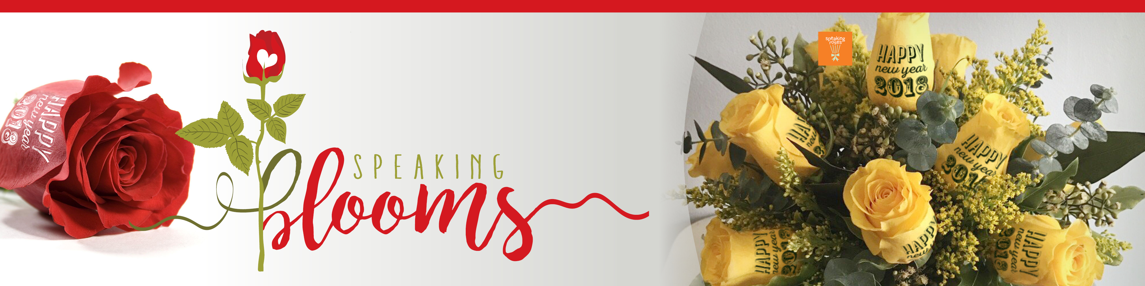 Speakingblooms.com An official representative of Speaking Roses International